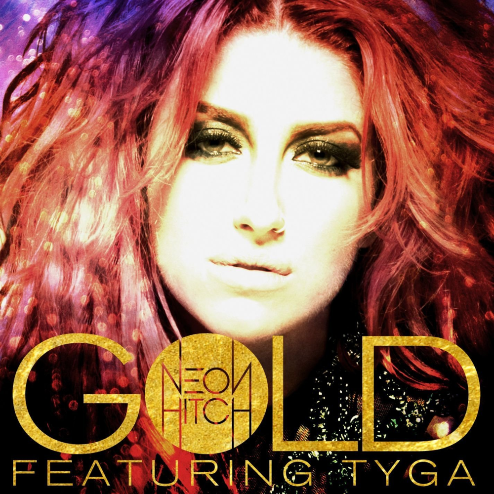Neon Hitch Gold