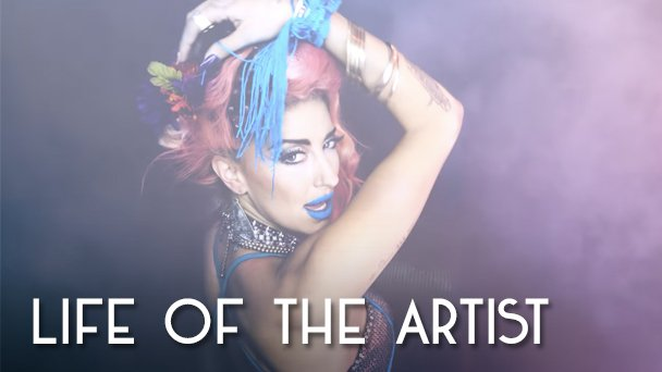 Neon Hitch Life of The Artist