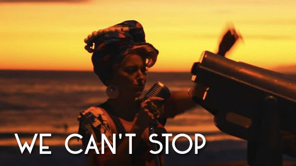 Neon Hitch We Can't Stop