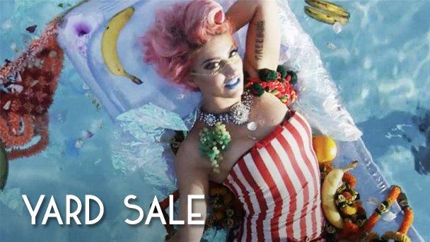 Neon Hitch Yard sale